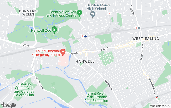 Map for Doyle Sales & Lettings, Hanwell