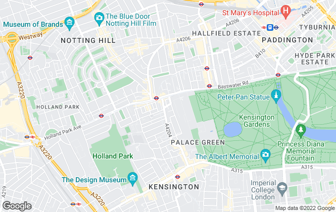 Map for RE/MAX Property Group, Notting Hill