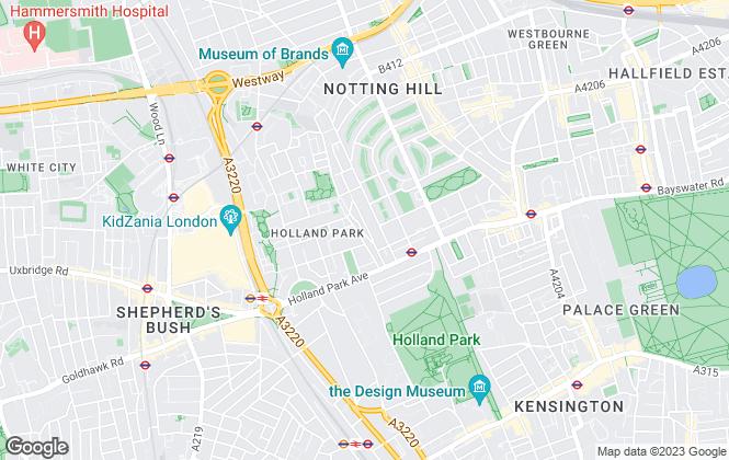 Map for Draper & Company Ltd, London