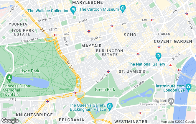 Map for Elegant Homes London, London