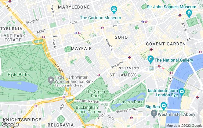 Map for Bellman London Ltd, London