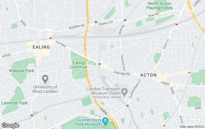 Map for Go View London, Ealing
