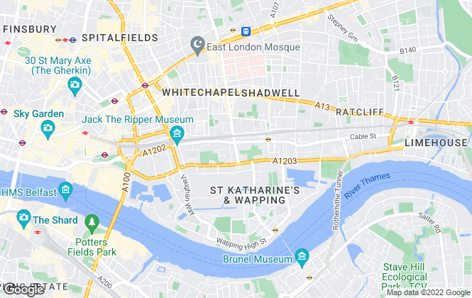 Map for CITY REALTOR LIMITED , London