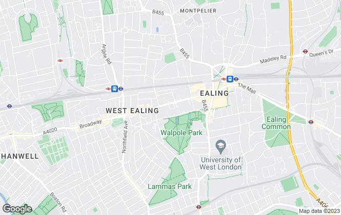 Map for Inclusive Estates, London