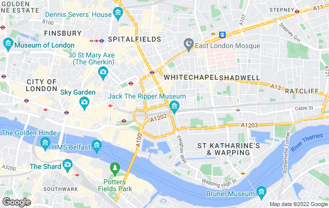 Map for 4 Sale, London