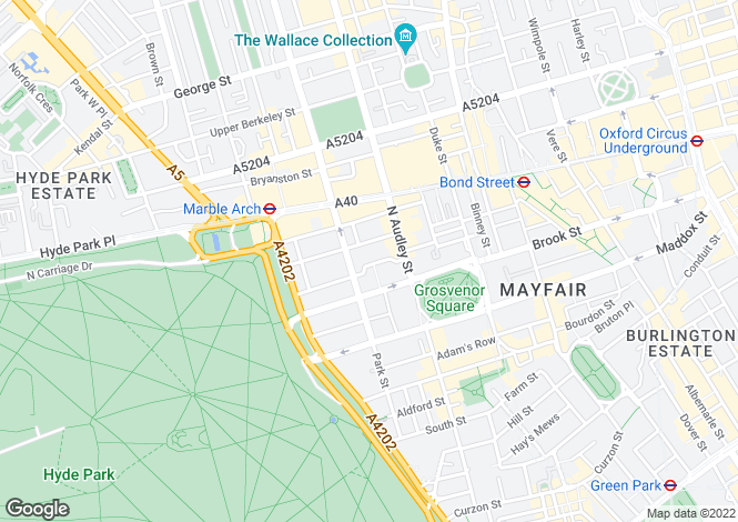 Map for Lees Place,