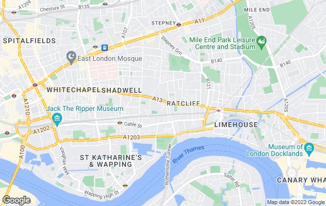Map for Hawk & Eagle Property Consultants, London