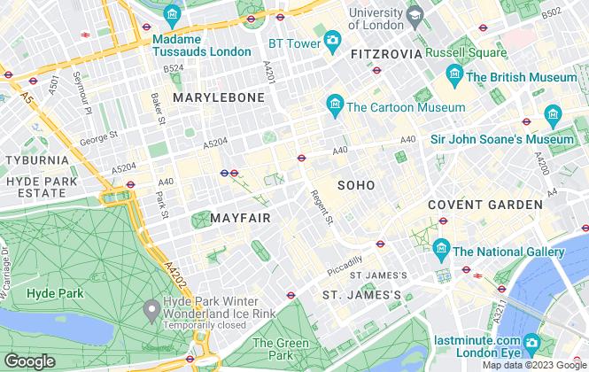 Map for BidX1 (UK) Limited, BidX1