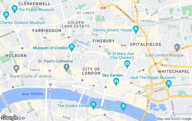 Map for Nest Seekers International , London