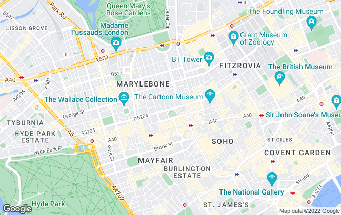Map for Rentmyhome.co.uk, London