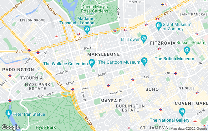 Map for Lonic, London