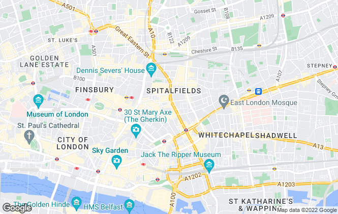 Map for Iconic Property Group, London