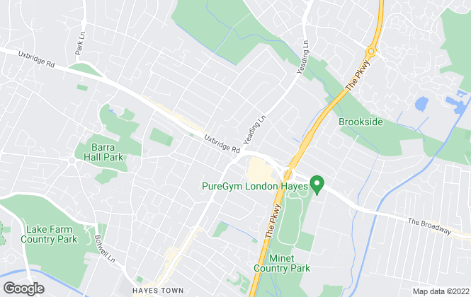 Map for Lawlors Estate Agents, Hayes