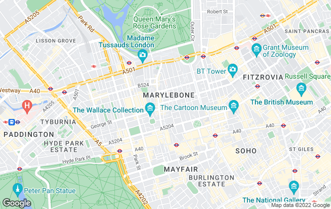 Map for Sint Chartered Surveyors, London