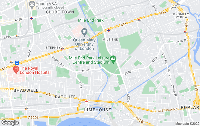 Map for Net Lettings, London