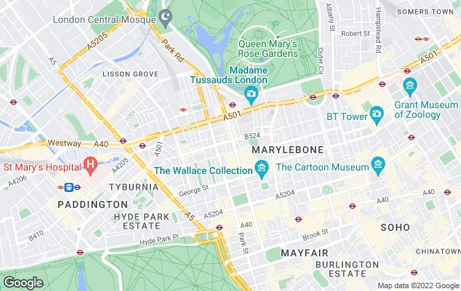 Map for Ready Property, London