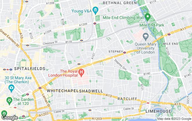 Map for CityZEN Estate Agents, London