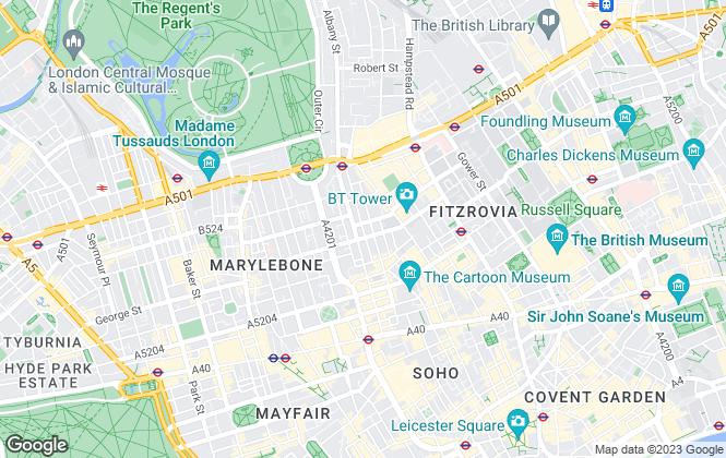 Map for BuyLondonFlat.com, London