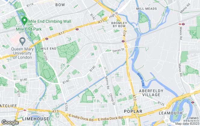 Map for Locke & Quay, London