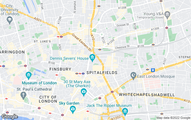 Map for Rentify , London