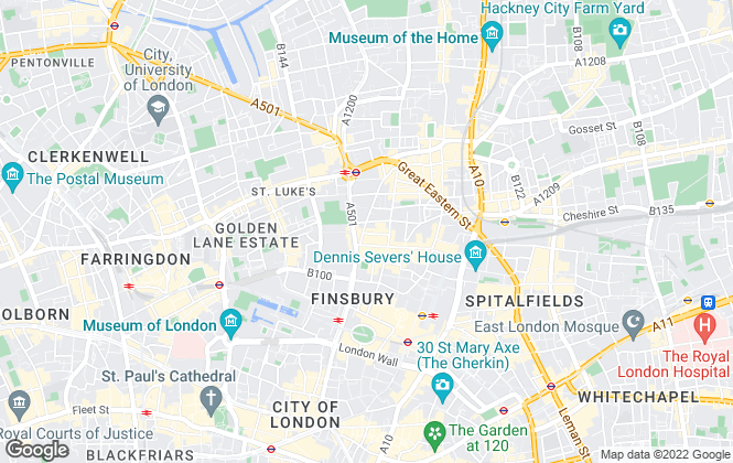 Map for Westport Invest, London