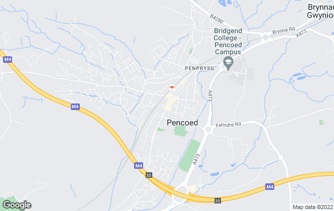 Map for Hunters, Pencoed