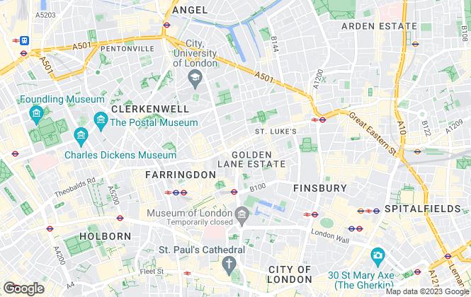 Map for Complete Prime Residential Ltd, London
