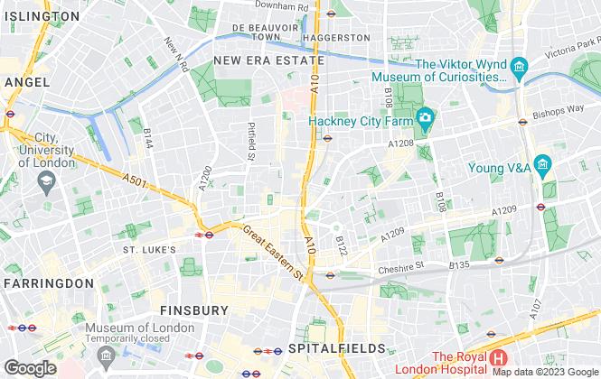 Map for Settled, National