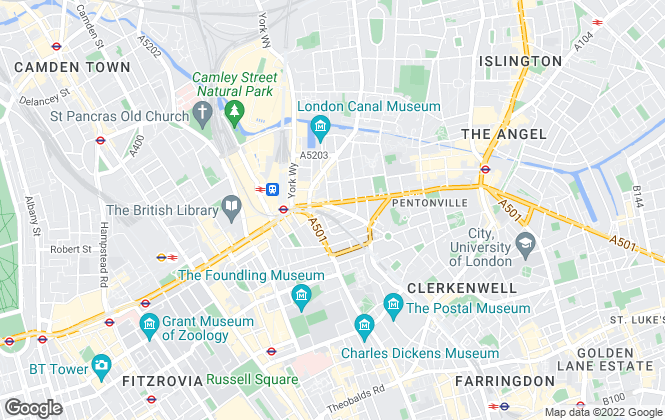 Map for relocate-me.co.uk, London