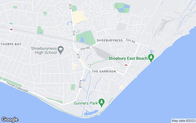 Map for ihometrade, Southend-on-sea