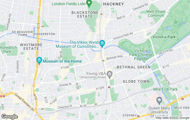Map for Nova Haus London, London