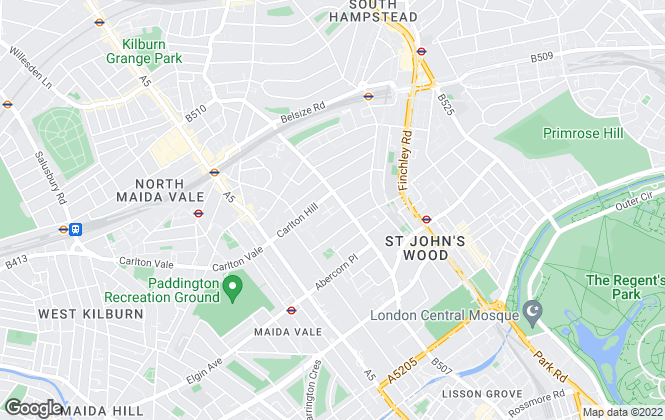 Map for Jonathan Arron Residential Ltd, London