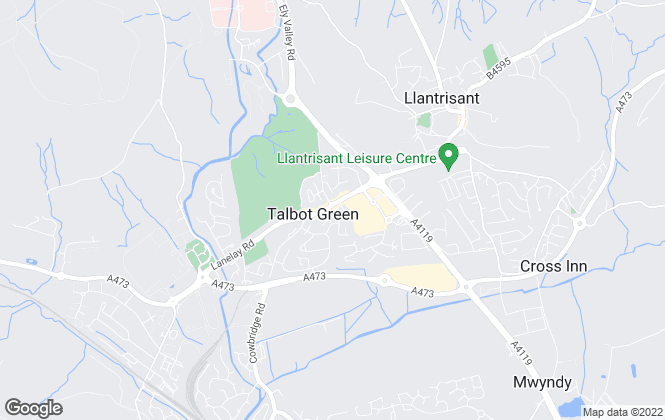 Map for Nicholas Michael, Talbot Green