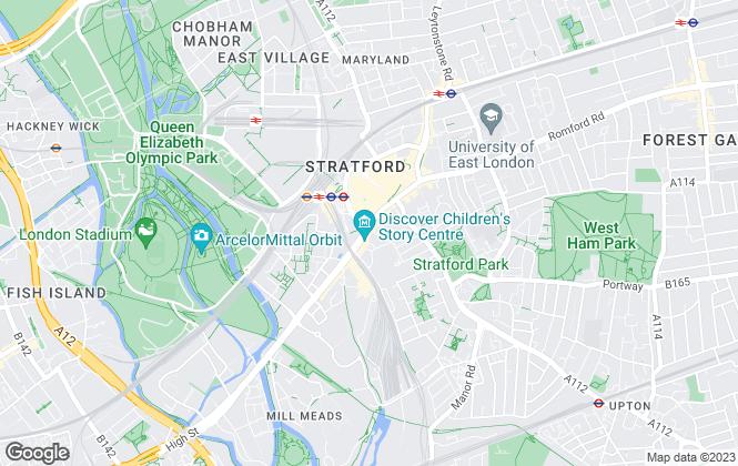 Map for Dobbin & Sullivan, London
