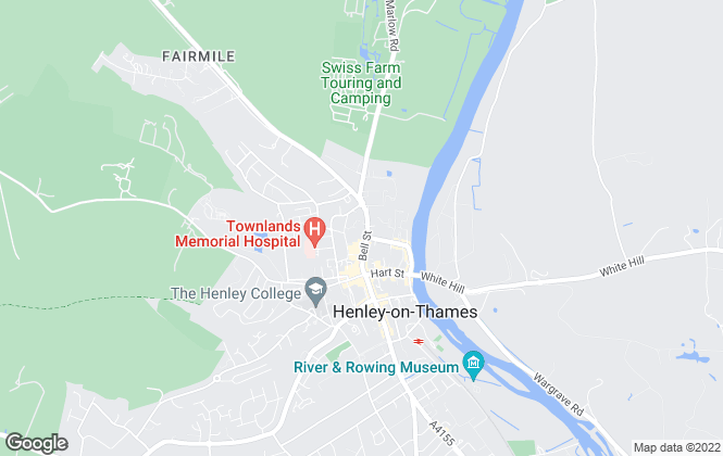 Map for Brookstones Property Solutions, Henley-On-Thames