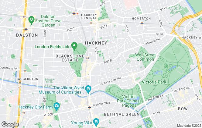 Map for Statuum, London