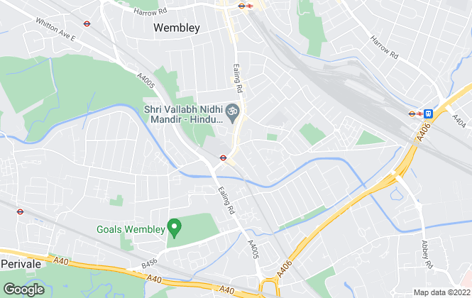 Map for Right Home Estate Agents , Wembley