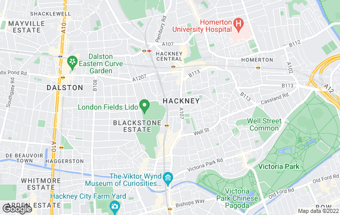 Map for Get Me Moved Property Ltd, London