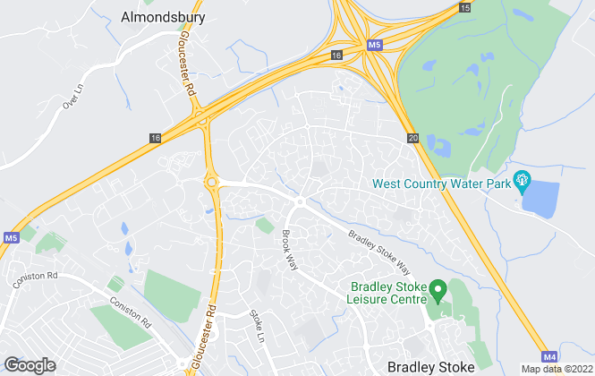 Map for Lifestyle Property Services, Bradley Stoke