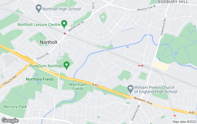 Map for Sun Mark Ltd, Greenford