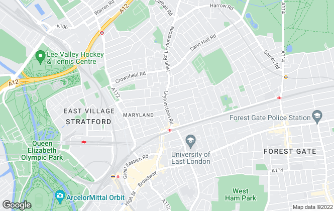 Map for Sparemove, London