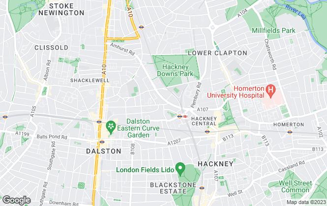 Map for Lonzo (UK) LTD, London