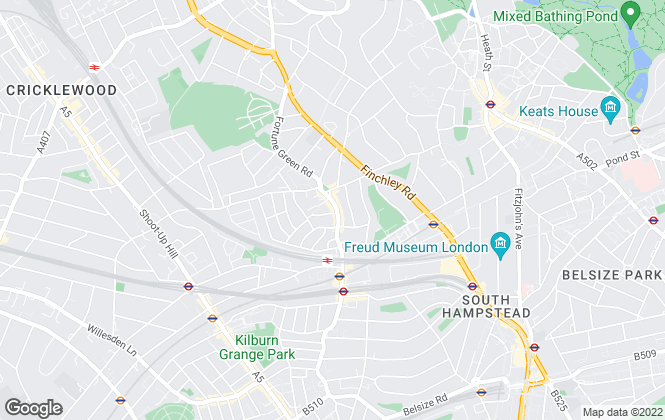 Map for Gowerlane Group, London