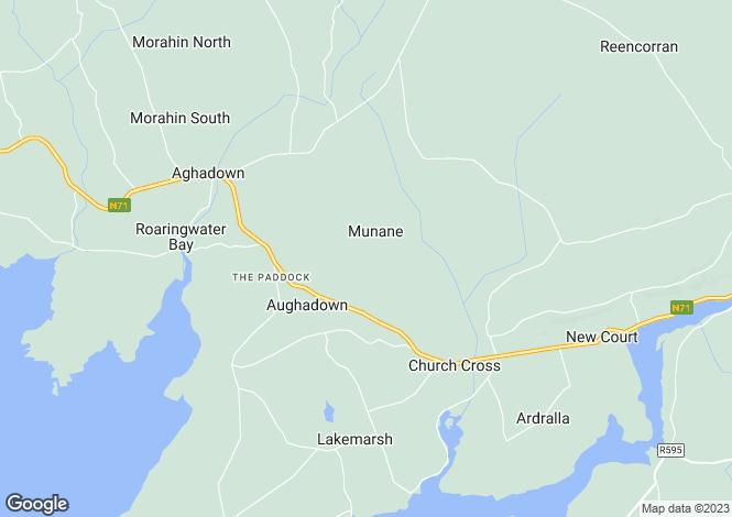Map for Skibbereen, Cork