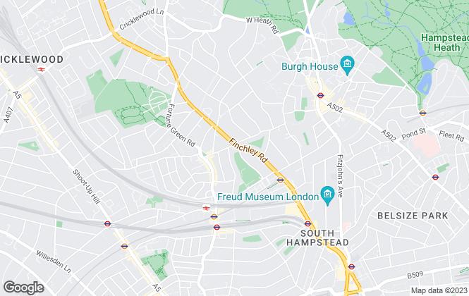 Map for We Rent Flats Too Ltd, Rent
