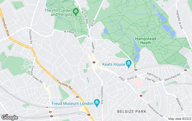 Map for Housesimple Online Estate Agents,