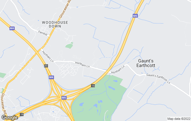 Map for South West Relocation, Almondsbury