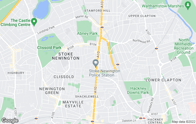 Map for MEGAHOMES, N16
