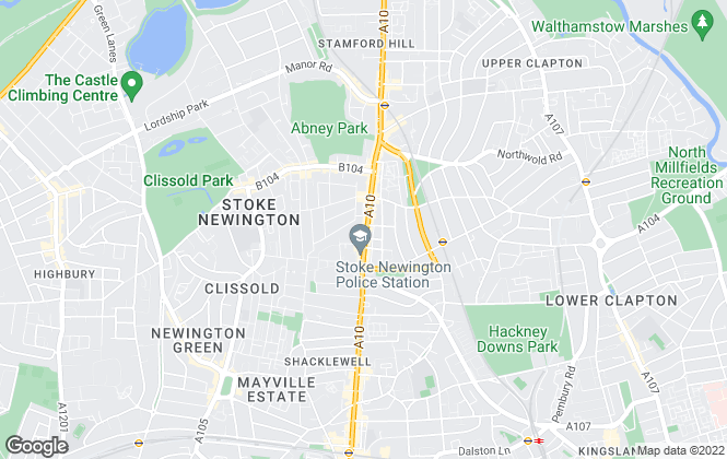 Map for Hawkes Property Group, London