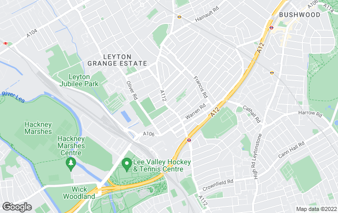 Map for Spencers Property Services, Leyton